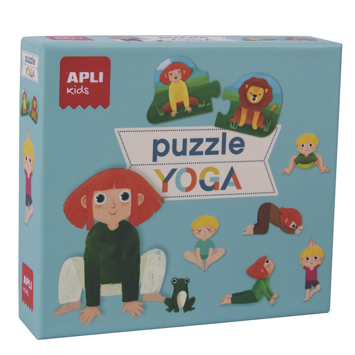 Puzle duo yoga - expressions collection
