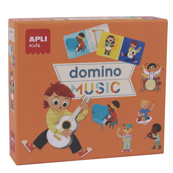 Domino music - expressions collection