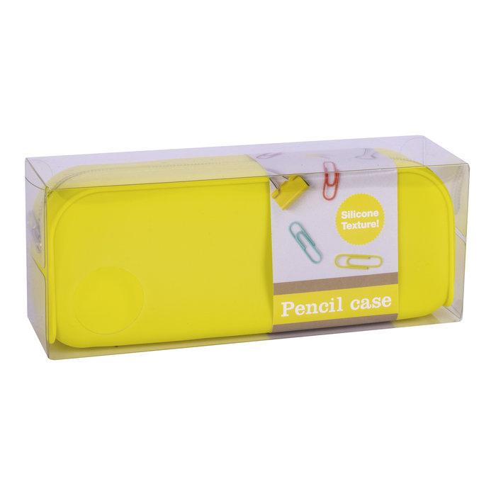 Portatodo silicona fluor collection amarillo