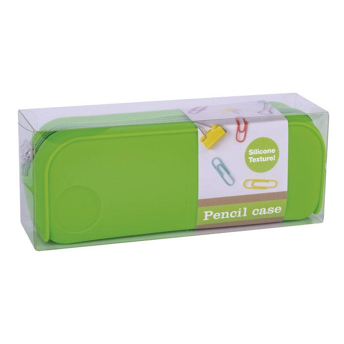 Portatodo silicona fluor collection  verde