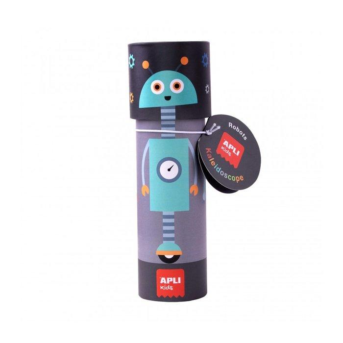Caleidoscopio robots