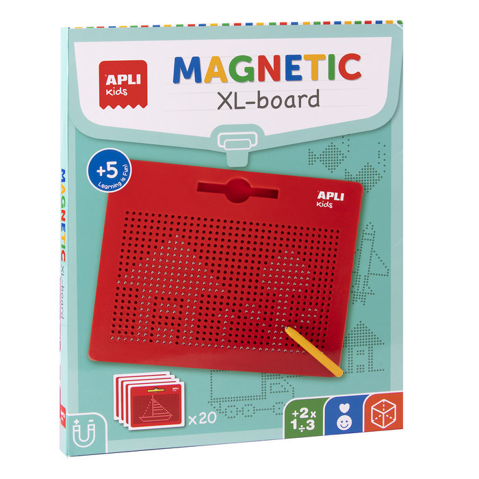 Pizarra magnetica xl