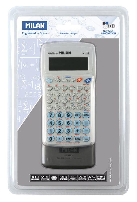 Blister calculadora cientifica m228