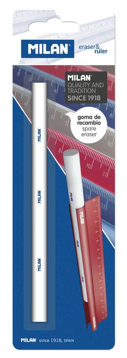 Blister goma de recambio para eraser&ruler