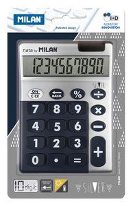 Calculadora milan silver azul