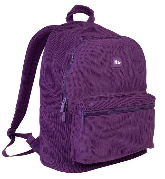 Mochila escolar capacidad 21 l knit deep purple