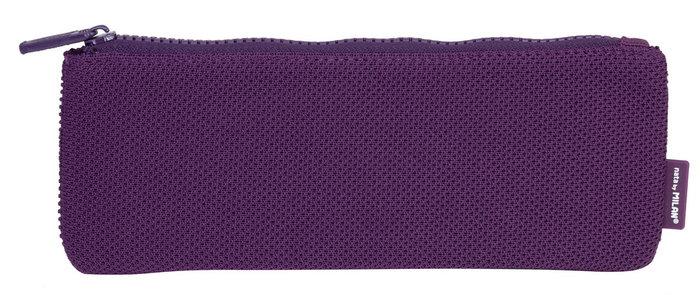 Portatodo pequeÑo plano knit deep purple