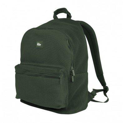 Mochila escolar capacidad 21l knit khaki green