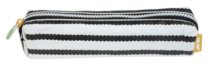 Portatodo mini hide & seek blanco y negro
