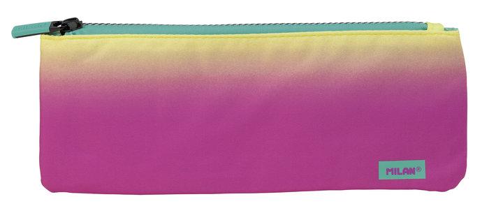 Portatodo pequeÑo plano sunset rosa-amarillo
