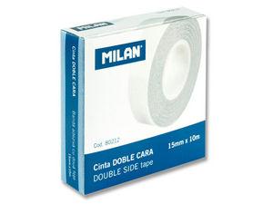 Cinta adhesiva milan 15x10 doble cara