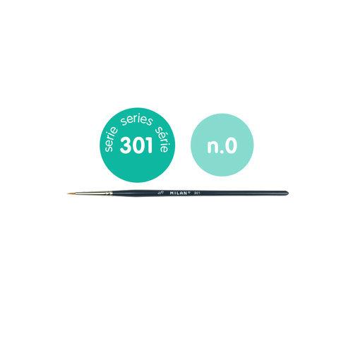 Pincel sintetico redondo serie 310 nº 1/0