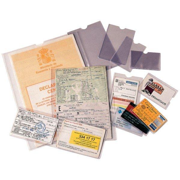 Portacarnet pvc 230x330