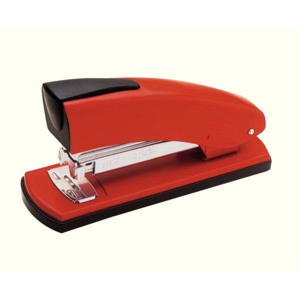 Grapadora petrus 2001 roja doble carga