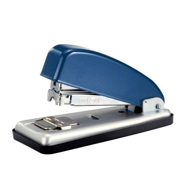 Grapadora petrus 226 azul/plata