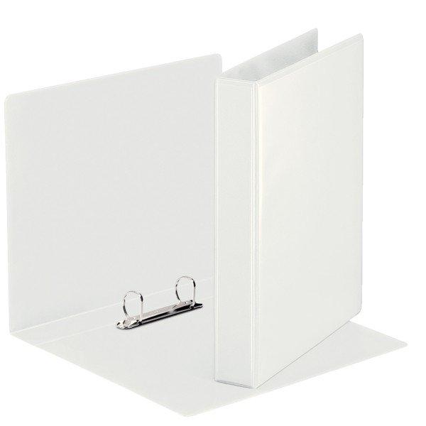 Carpeta canguro a4 2 anillas 16mm gama basica blanco