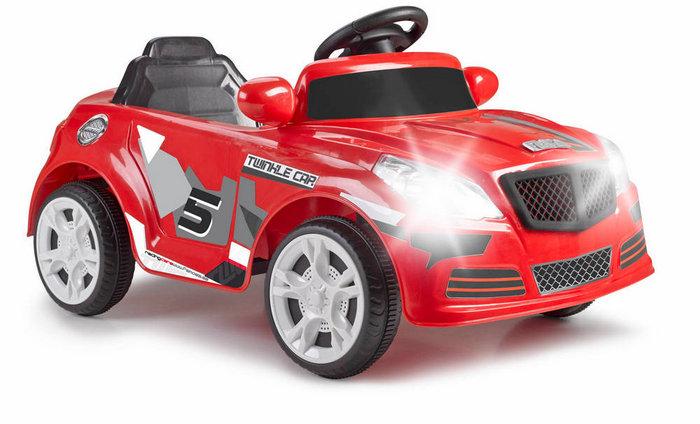 Coche electrico twinkle car 12v r/c feber