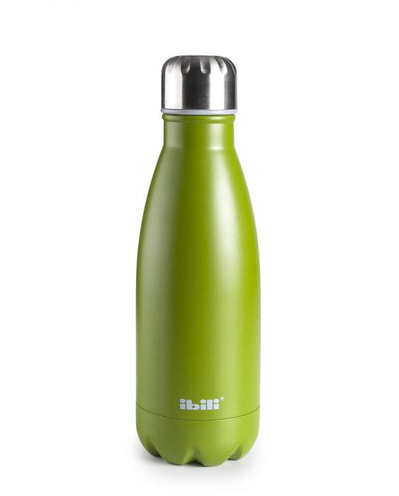 Botella termo 500ml verde musgo
