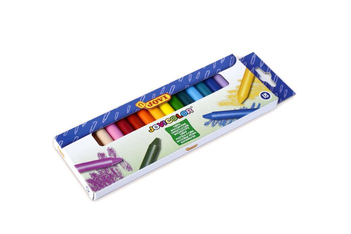 Cera jovicolor 980 c/18 colores