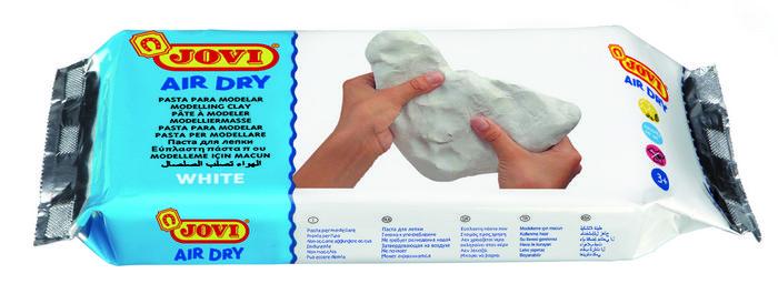 Pasta modelar jovi 500 grs blanca