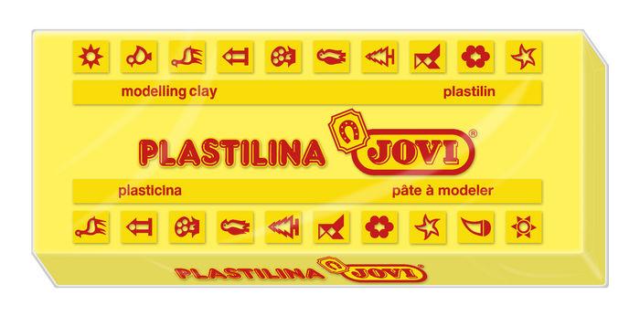 Plastilina jovi 71 amarillo claro