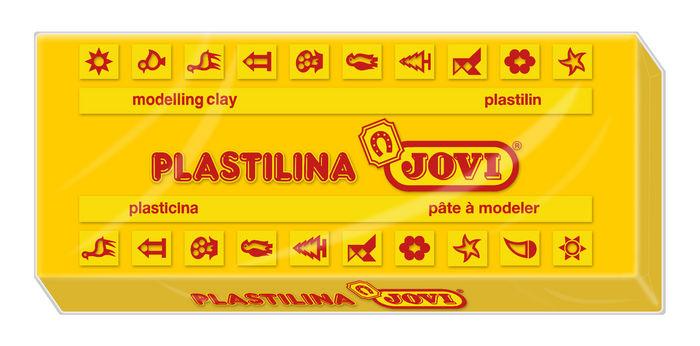 Plastilina jovi 71 amarillo oscuro
