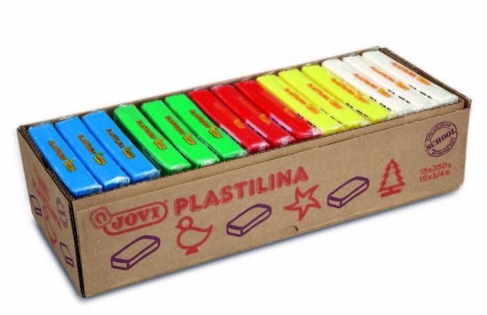 Plastilina jovi 72b colores basicos grande