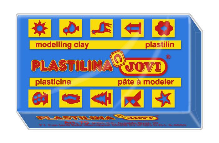 Plastilina jovi 70 azul oscuro