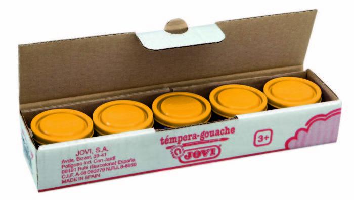 Tempera jovi 503 40cc amarillo limon