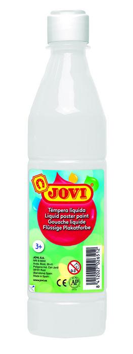 Tempera liquida jovi 506 500cc blanco 5