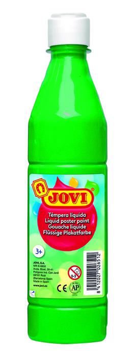 Tempera liquida jovi 506 500cc verde medio