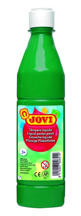 Tempera liquida jovi 506 500cc verde oscuro