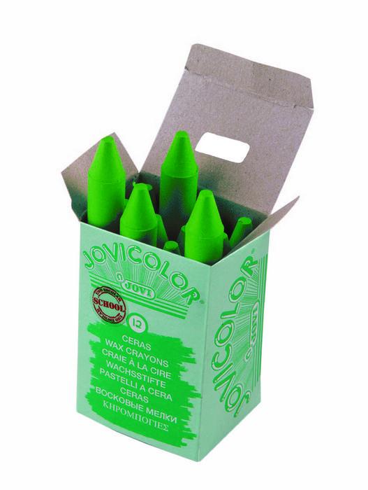 Cera jovicolor 980 verde claro