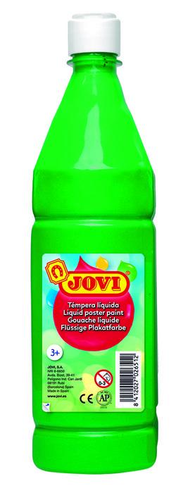 Tempera liquida jovi 511 1000cc verde medio