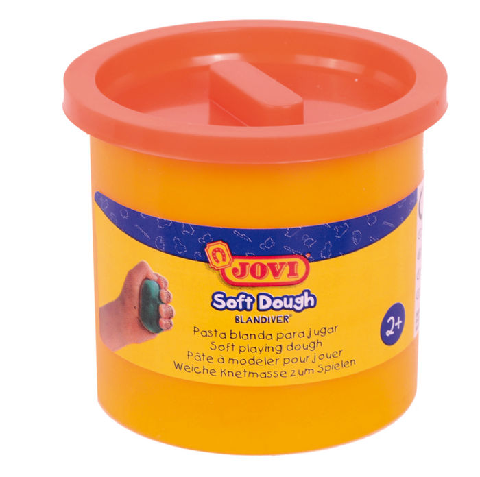 Blandiver jovi dough soft 5ud 110 g naranja