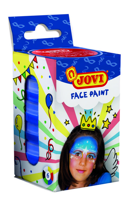 Maquillaje jovi face paint 8 ml surtido