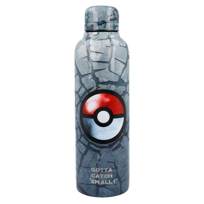 Botella termo pokemon