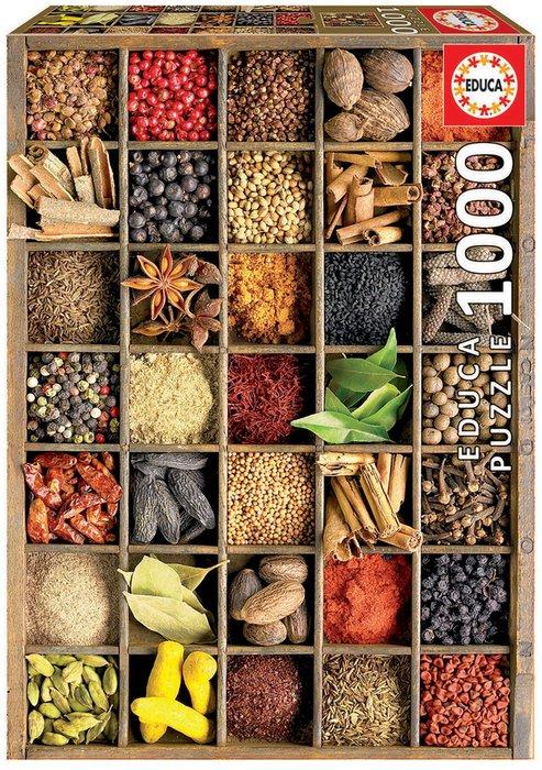 Puzzle educa 1000 piezas especias