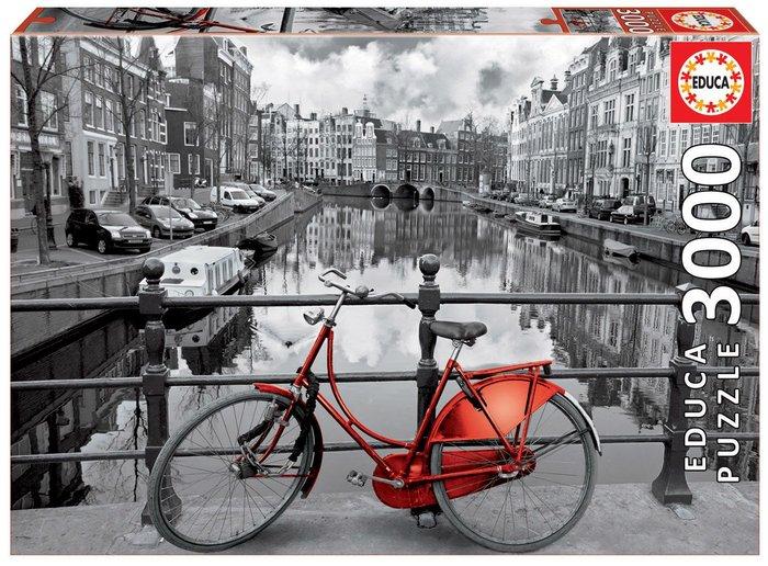 Puzzle educa 3000 piezas amsterdam