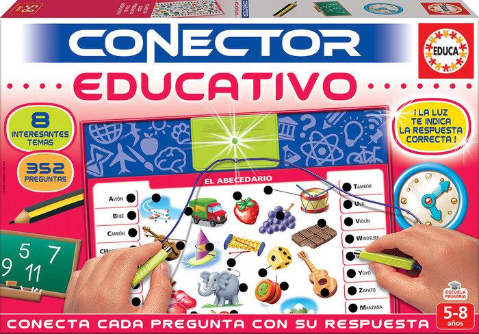 Juego conector educativo