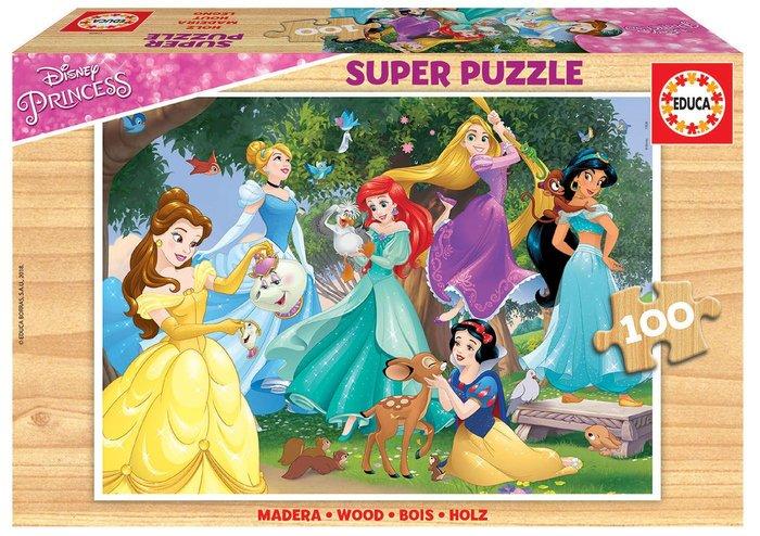 Puzzle 100 piezas disney princess