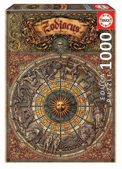 Puzzle educa 1000 piezas zodiaco
