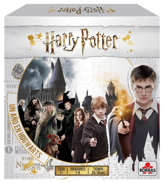Juego educa harry potter