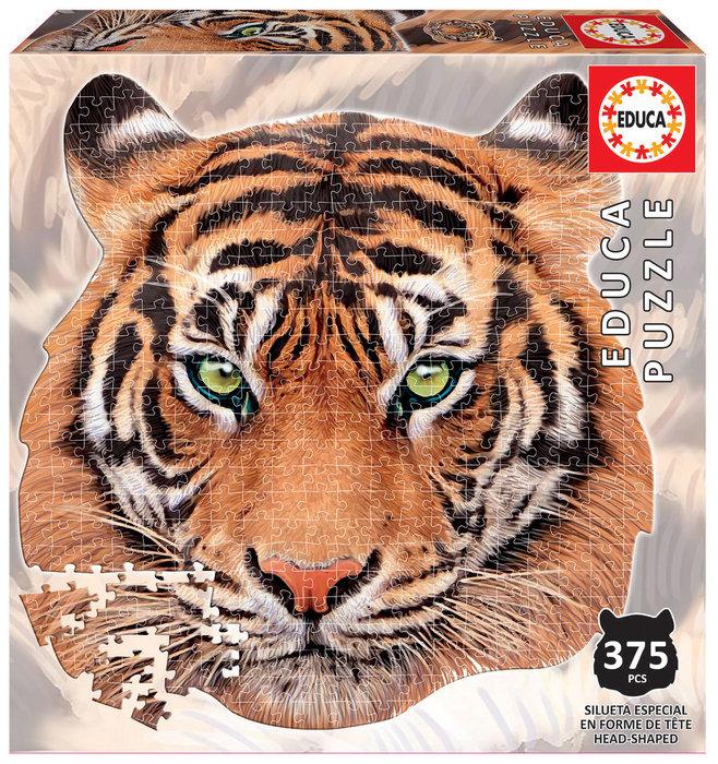 Puzzle educa 375 piezas tigre