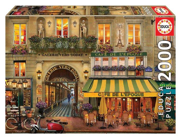 Puzzle educa 2000 piezas galerie paris
