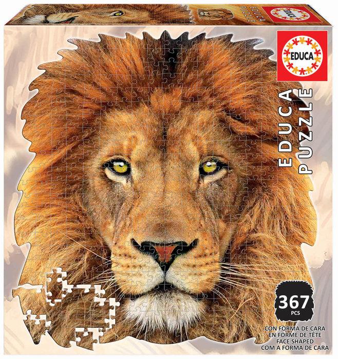 Puzzle educa 375 piezas leon