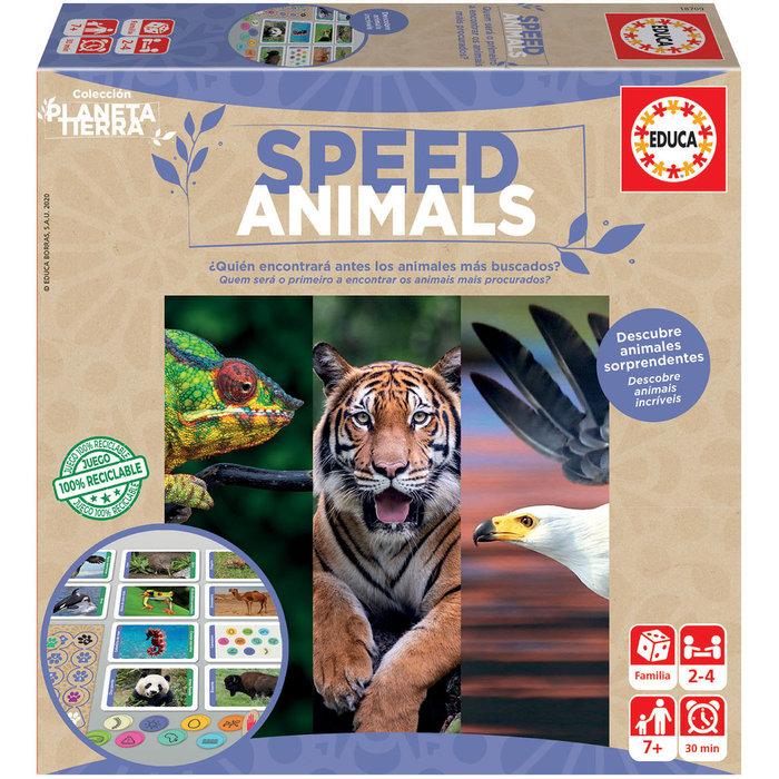 Juego planeta tierra speed animals