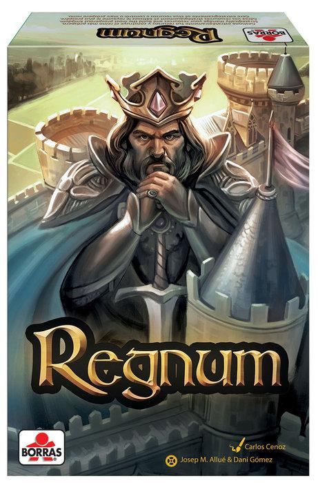 Juego de mesa regnum