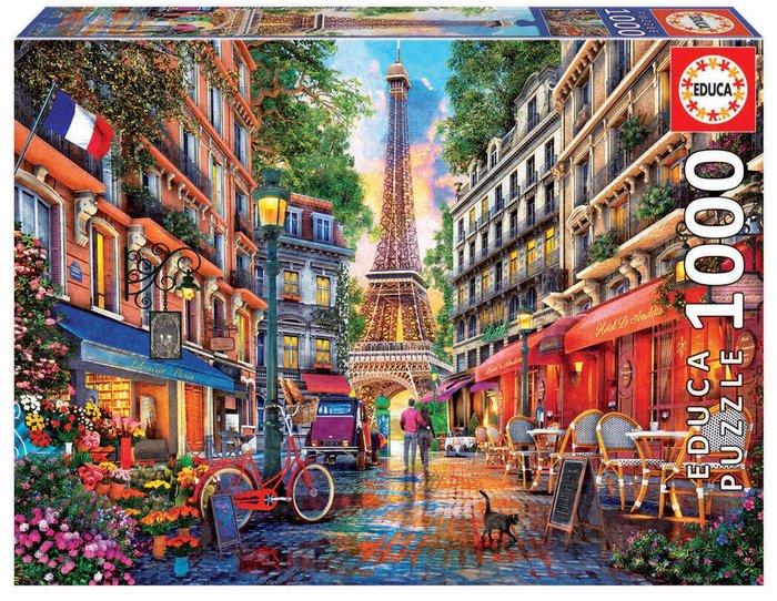 Puzzle educa 1000 piezas paris dominic davison