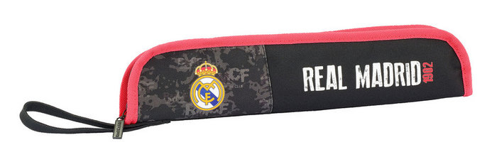 Portaflautas real madrid black